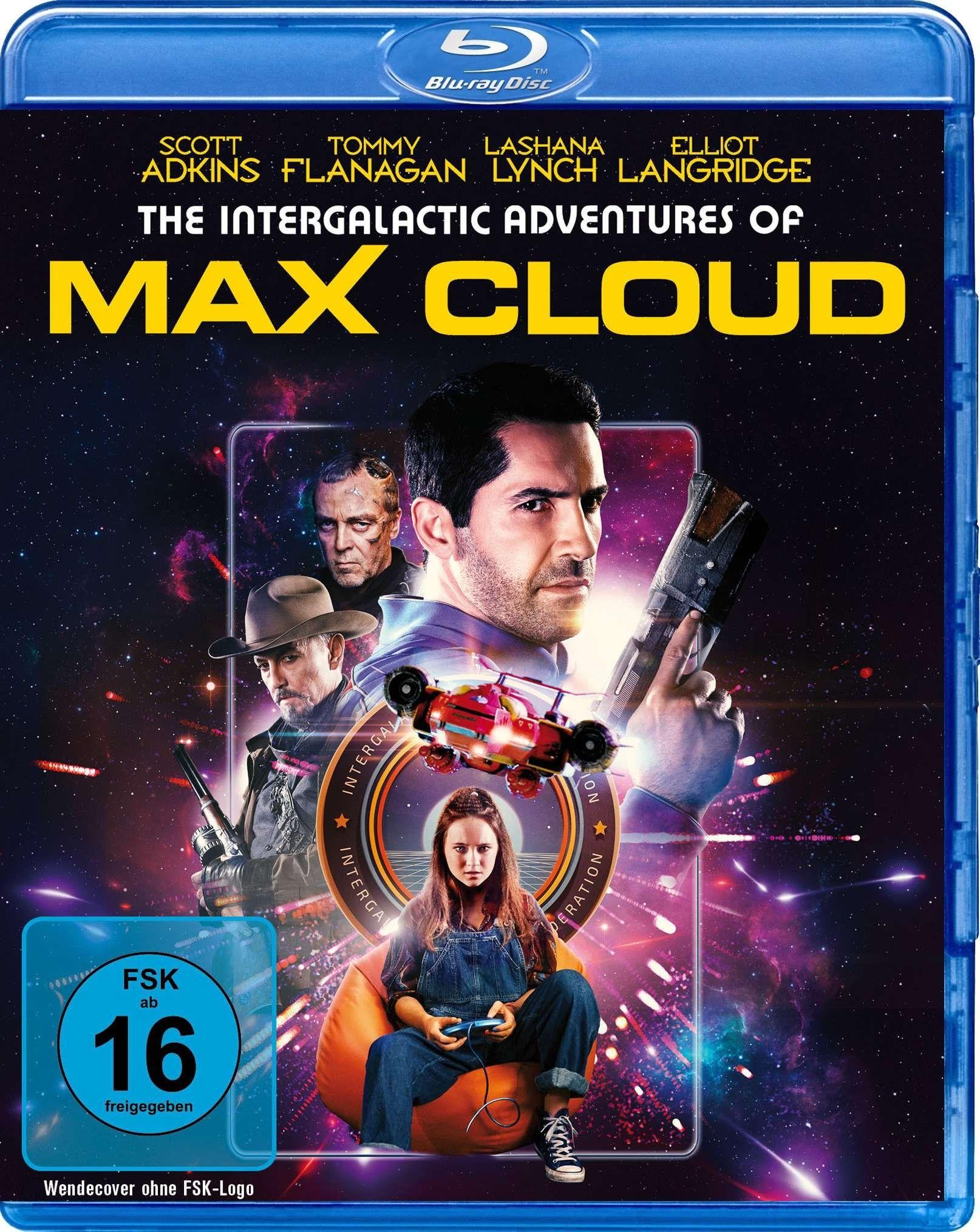 Intergalactic Adventures of Max Cloud, The (BLURAY)