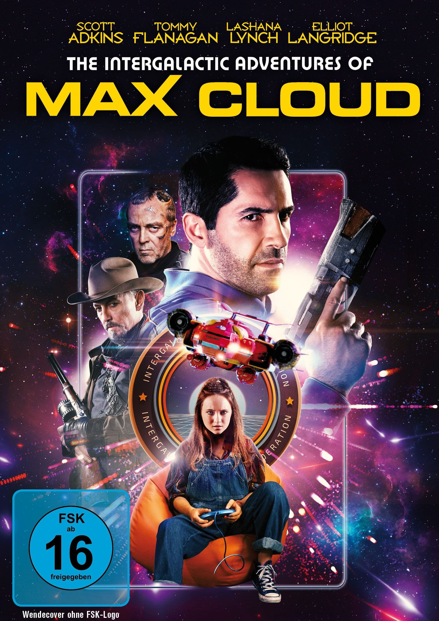 Intergalactic Adventures of Max Cloud, The