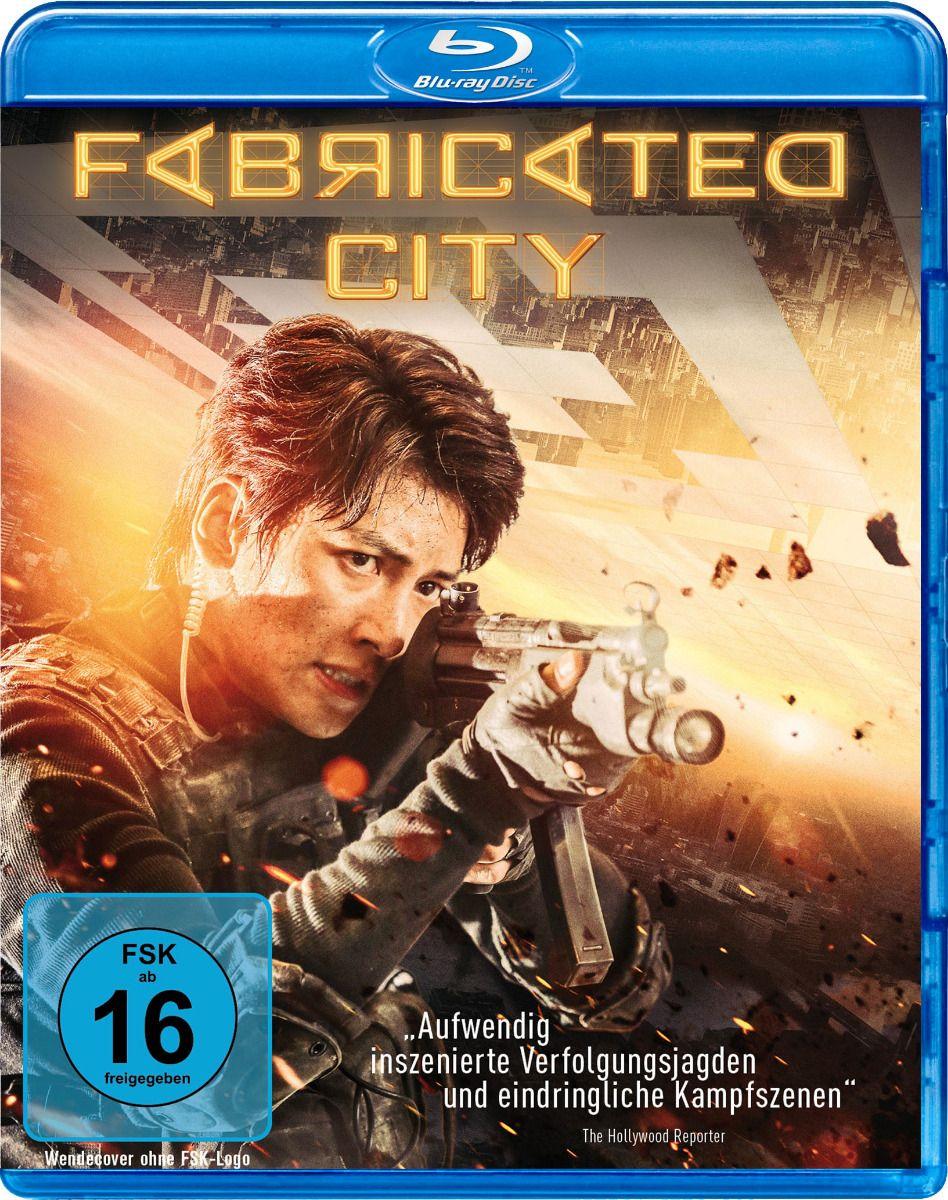 Fabricated City (BLURAY)