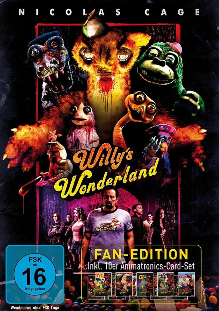 Willy's Wonderland (Lim. Fan-Edition)