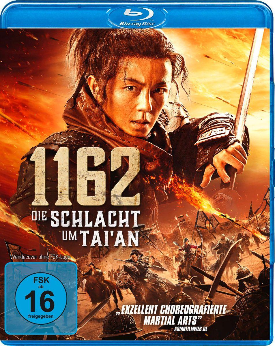 1162 - Die Schlacht um Tai'an (BLURAY)