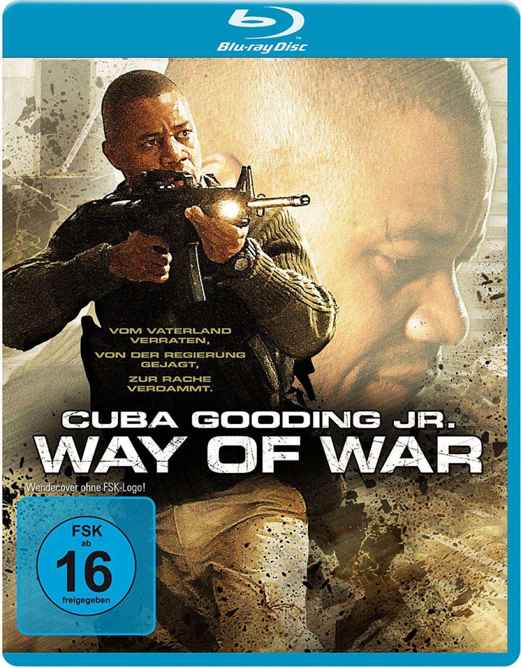 Way of War (BLURAY)