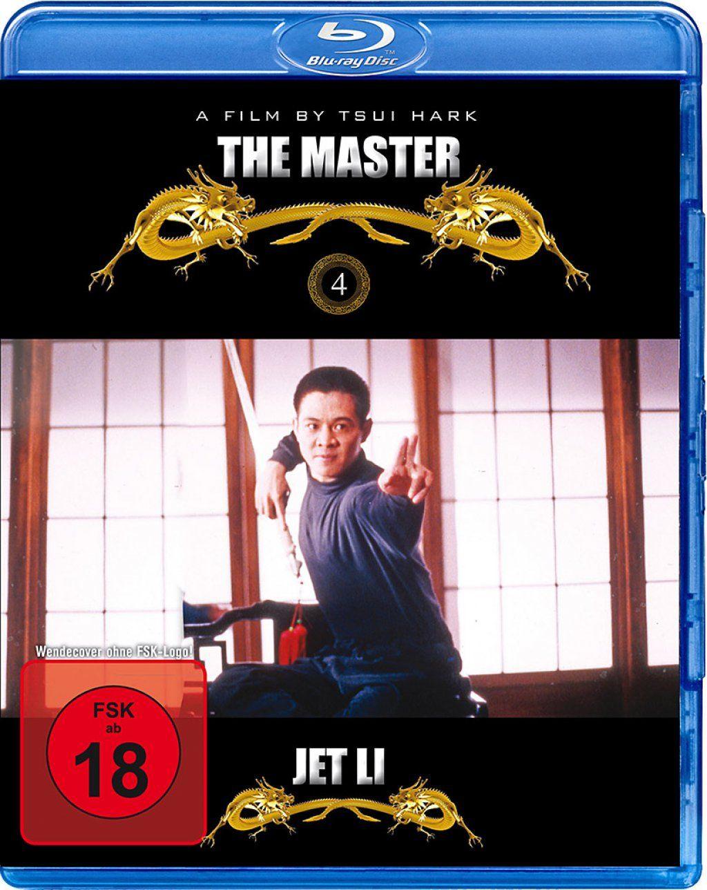 Master, The (BLURAY)