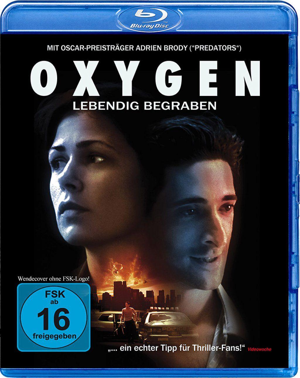 Oxygen - Lebendig begraben (BLURAY)