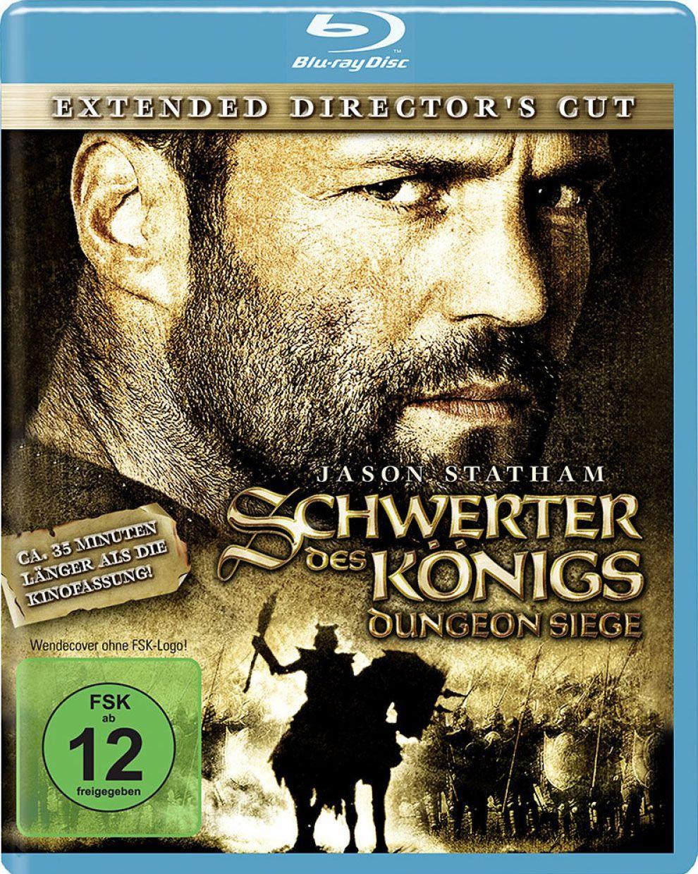Schwerter des Königs - Dungeon Siege (Extended Director's Cut) (BLURAY)