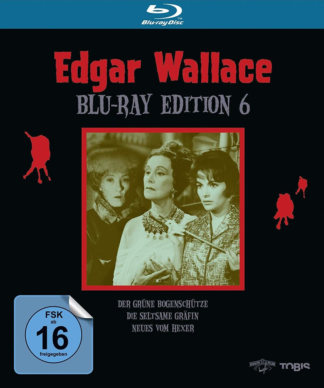 Edgar Wallace - Edition 6 (3 Discs) (BLURAY)