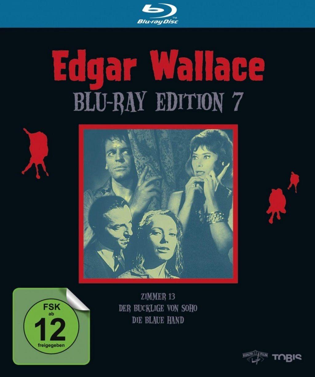 Edgar Wallace - Edition 7 (3 Discs) (BLURAY)