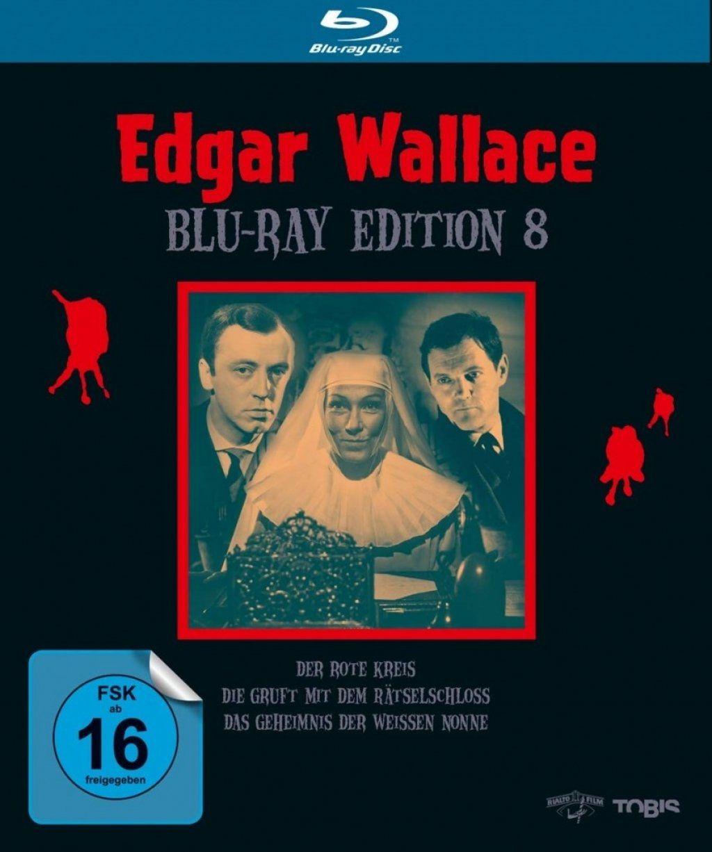 Edgar Wallace - Edition 8 (3 Discs) (BLURAY)