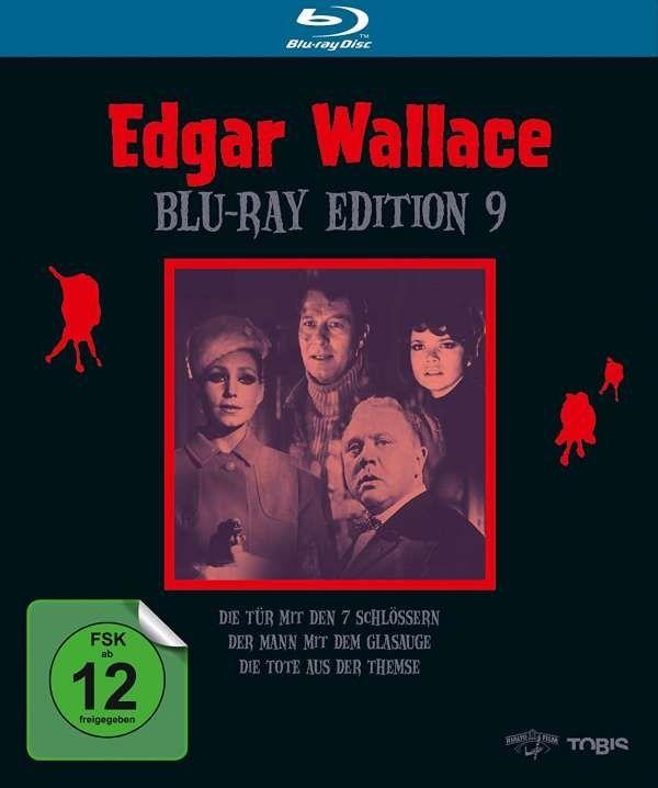 Edgar Wallace - Edition 9 (3 Discs) (BLURAY)