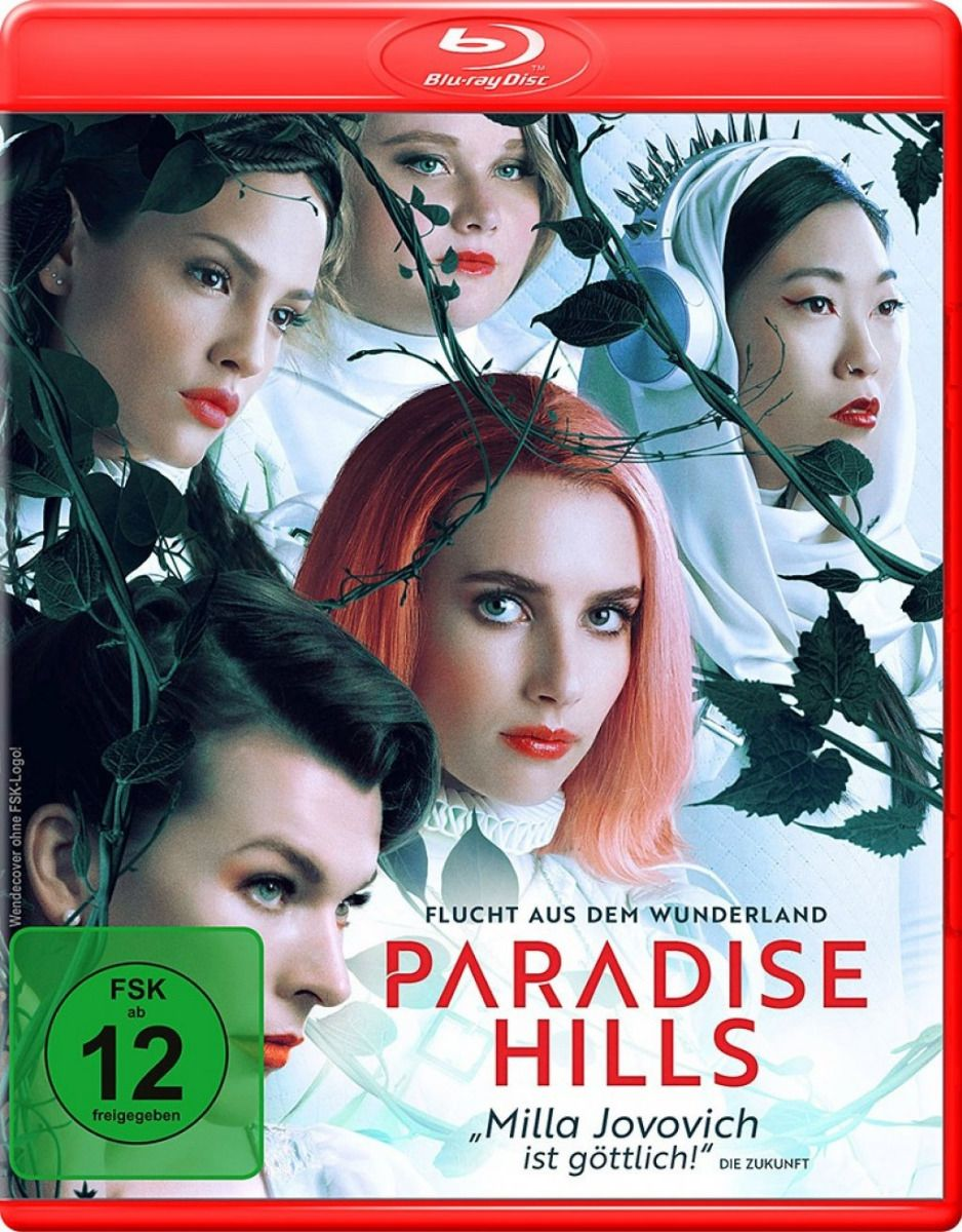 Paradise Hills (BLURAY)