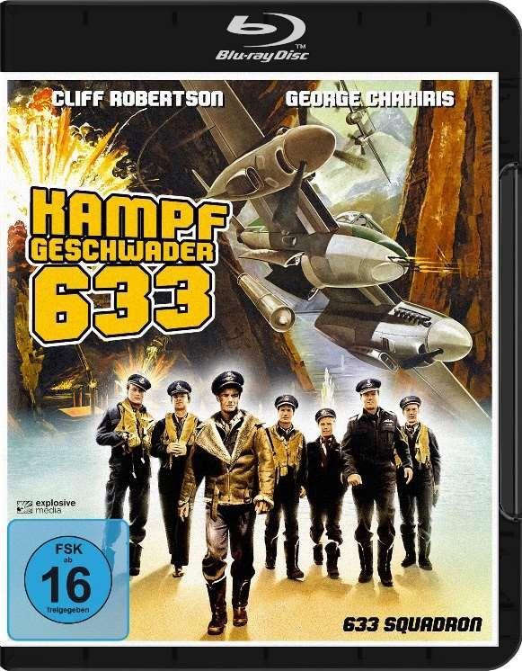 Kampfgeschwader 633 (BLURAY)
