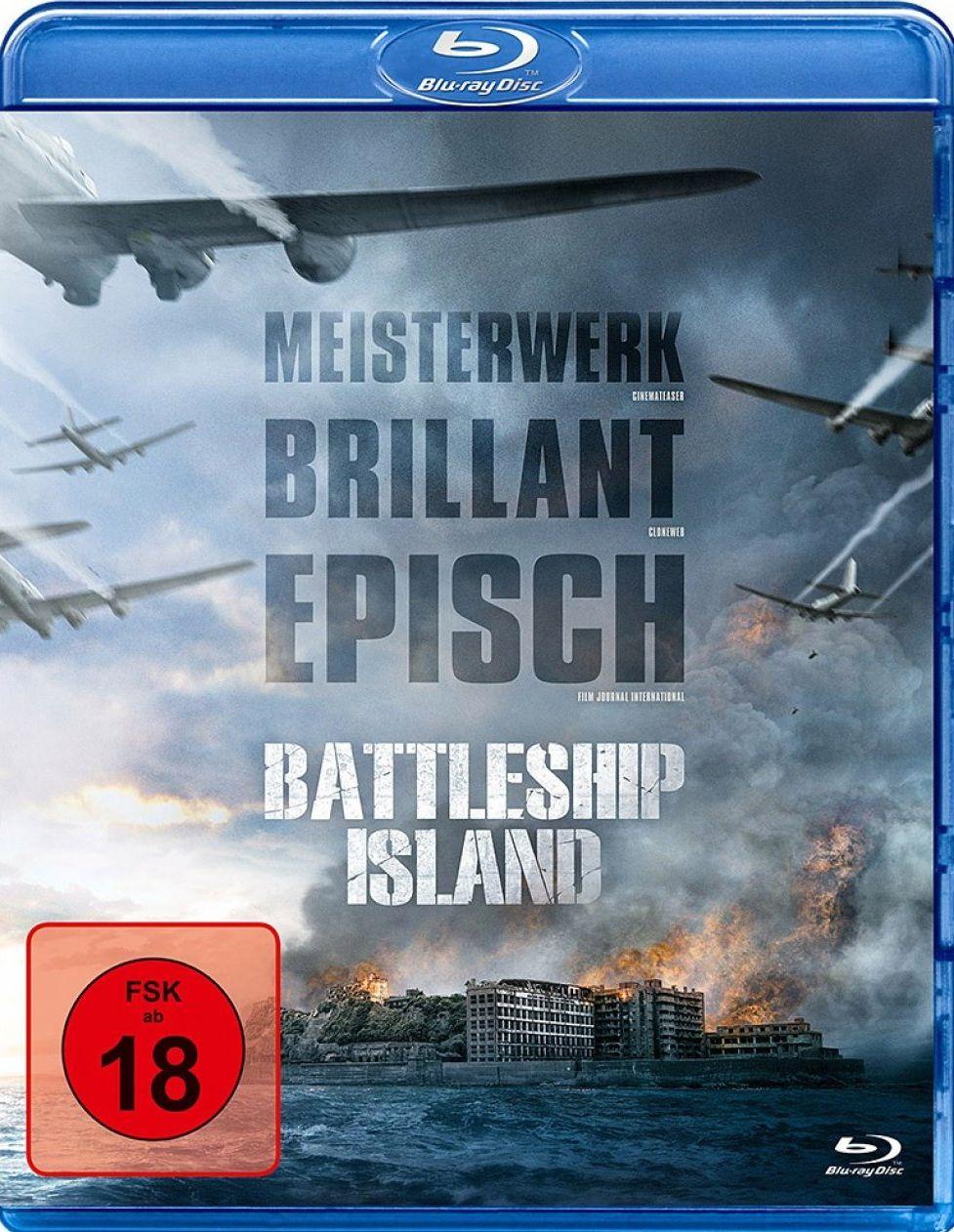 Battleship Island (BLURAY)