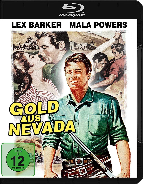 Gold aus Nevada (BLURAY)