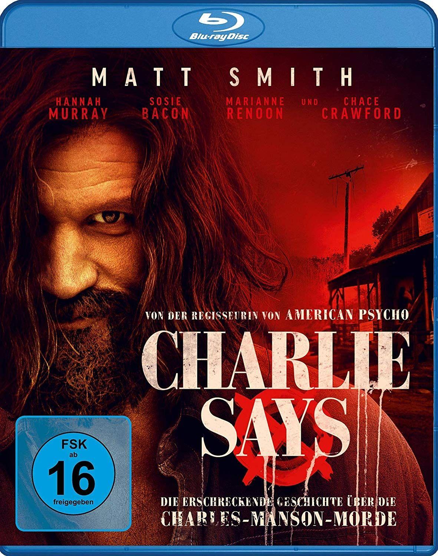 Charlie Says (BLURAY)