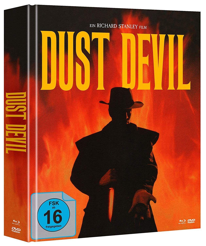 Dust Devil (Lim. Uncut Mediabook - Cover A) (2 DVD + BLURAY)