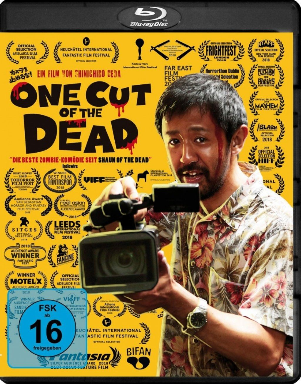 One Cut of the Dead (BLURAY)