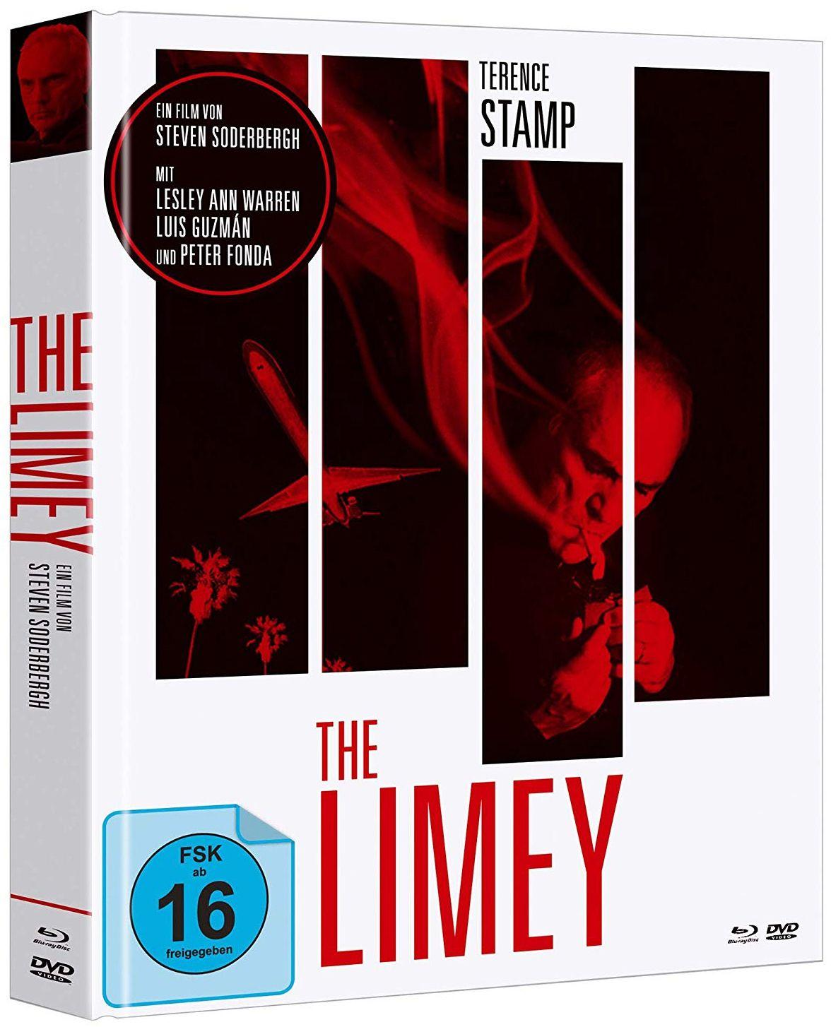 Limey, The (Lim. Uncut Mediabook) (DVD + BLURAY)