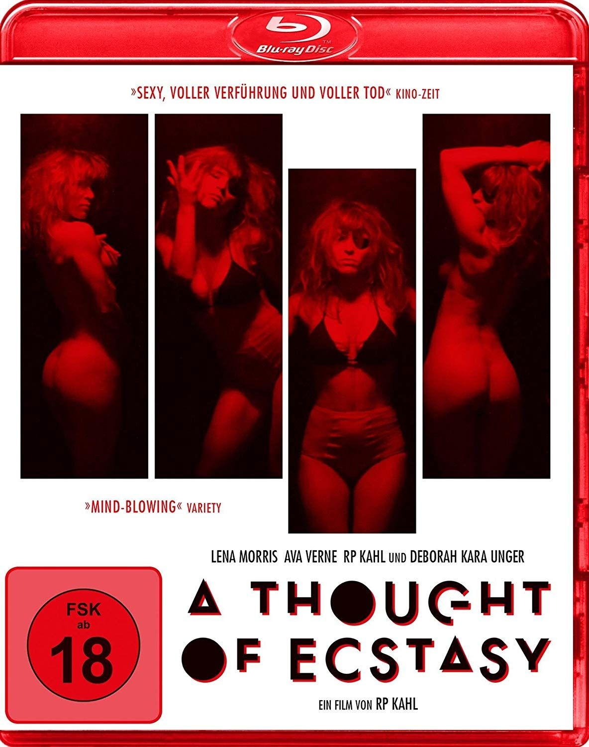Thought of Ecstasy, A (BLURAY)