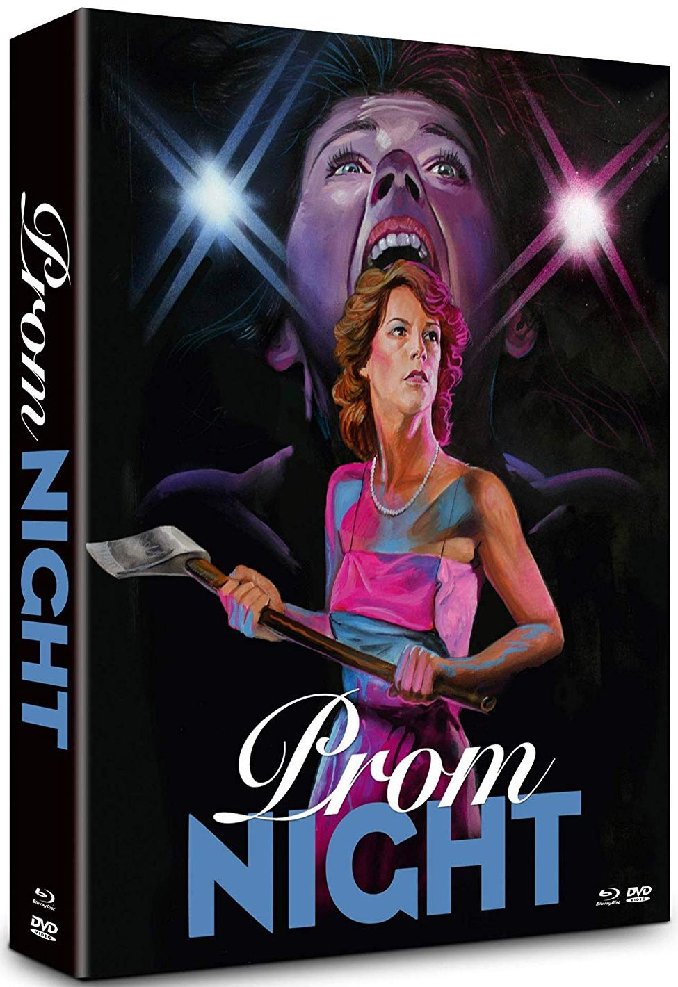 Prom Night - Die Nacht des Schlächters (1980) (Lim. Uncut Mediabook) (2 DVD + BLURAY)