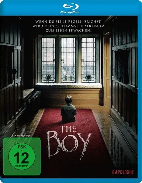Boy, The (BLURAY)