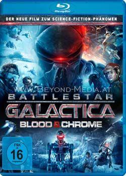 Battlestar Galactica: Blood & Chrome (BLURAY)