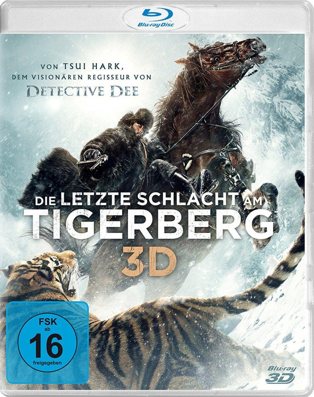 Letzte Schlacht am Tigerberg 3D, Die (BLURAY 3D)