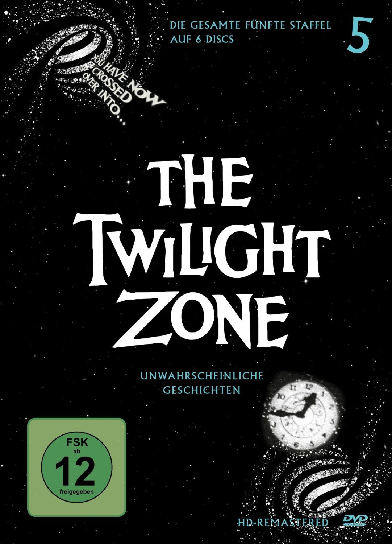 Twilight Zone, The - Die gesamte fünfte Staffel (1959) (6 Discs)
