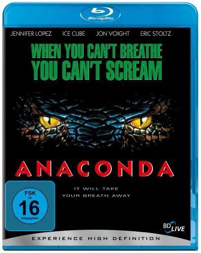 Anaconda (BLURAY)