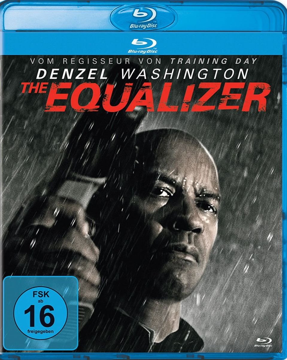 Equalizer, The (BLURAY)
