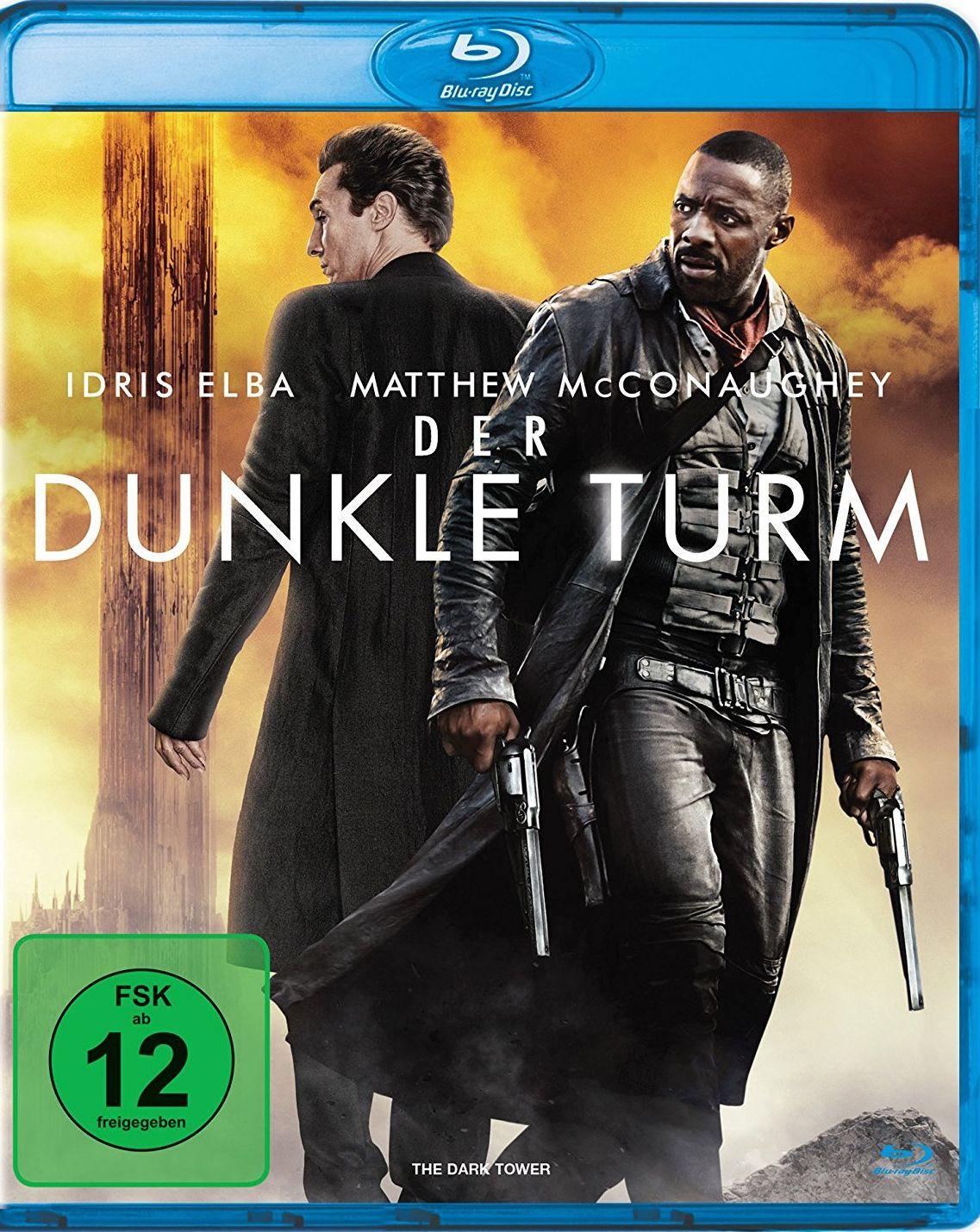Dunkle Turm, Der (BLURAY)