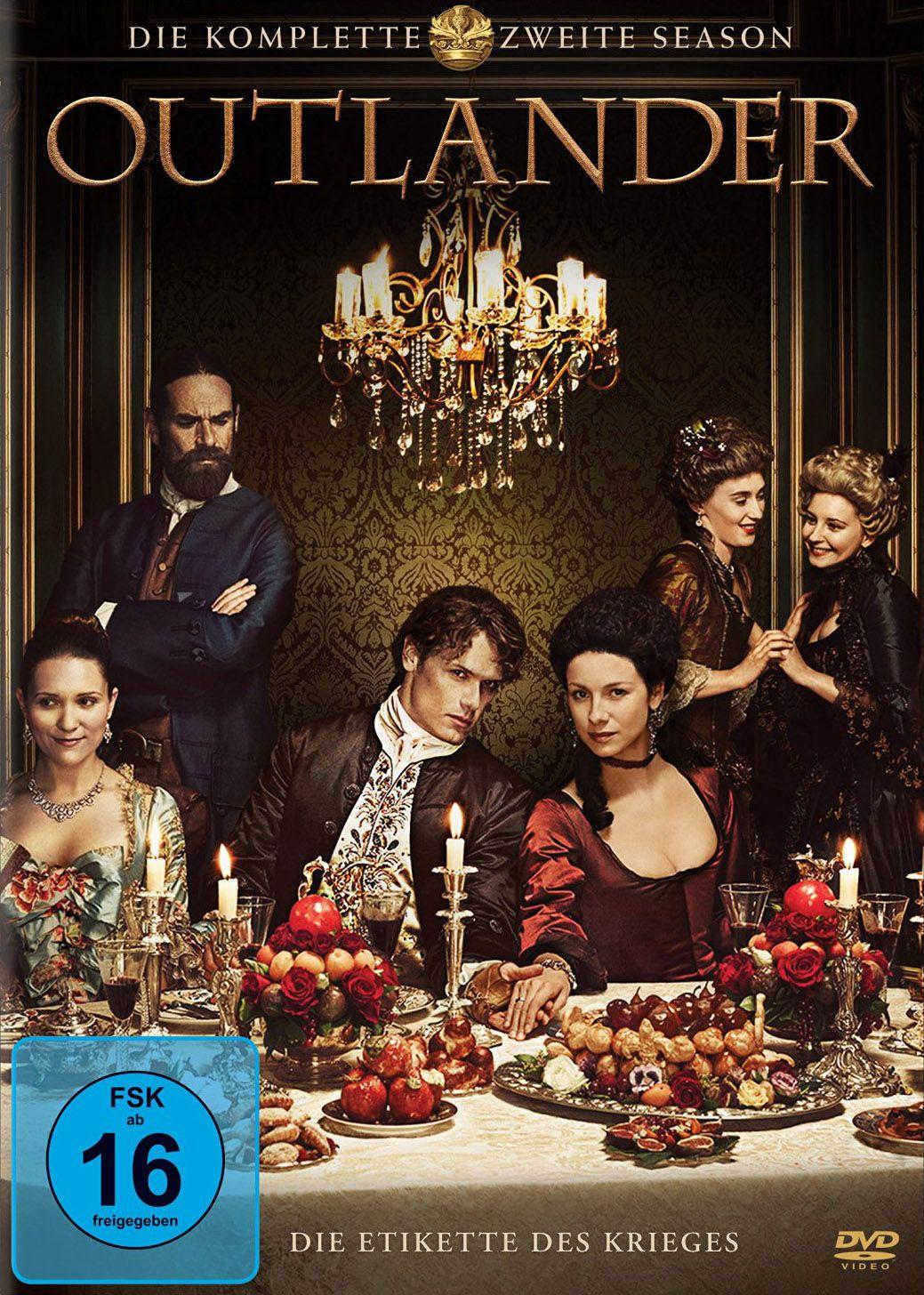 Outlander - Staffel 2 (6 Discs)
