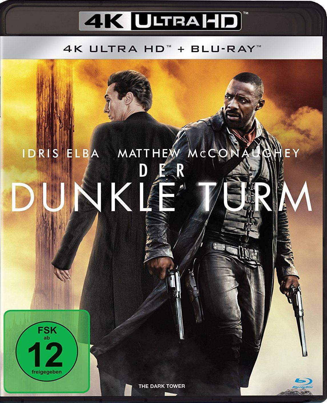 Dunkle Turm, Der (2 Discs) (UHD BLURAY + BLURAY)
