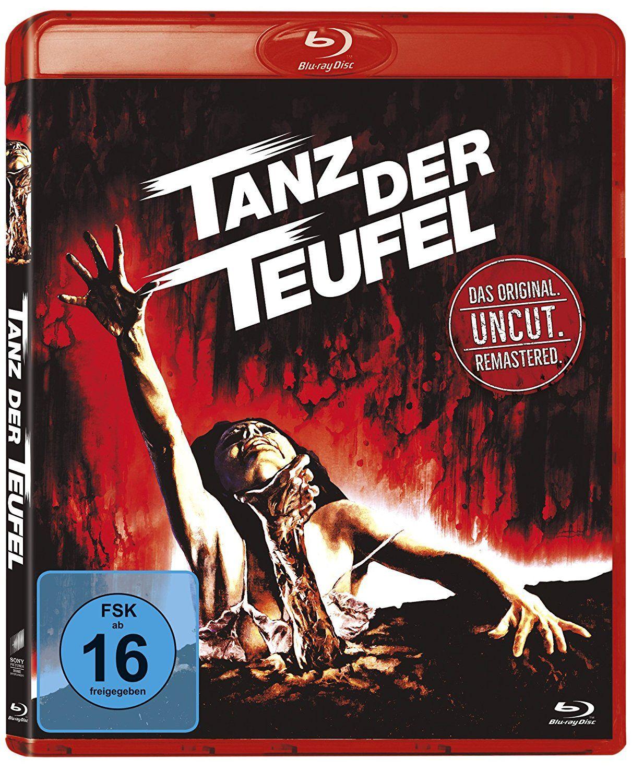 Tanz der Teufel (Uncut) (2 Discs) (BLURAY)