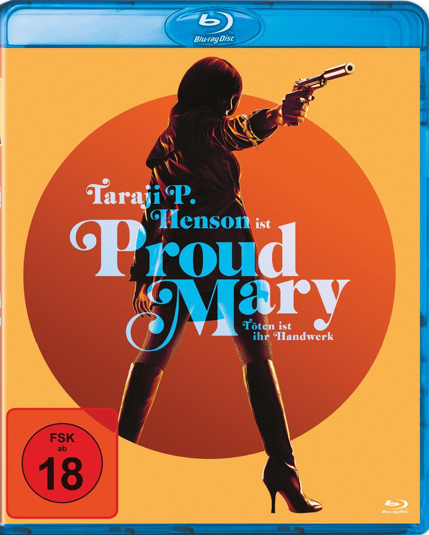 Proud Mary (BLURAY)