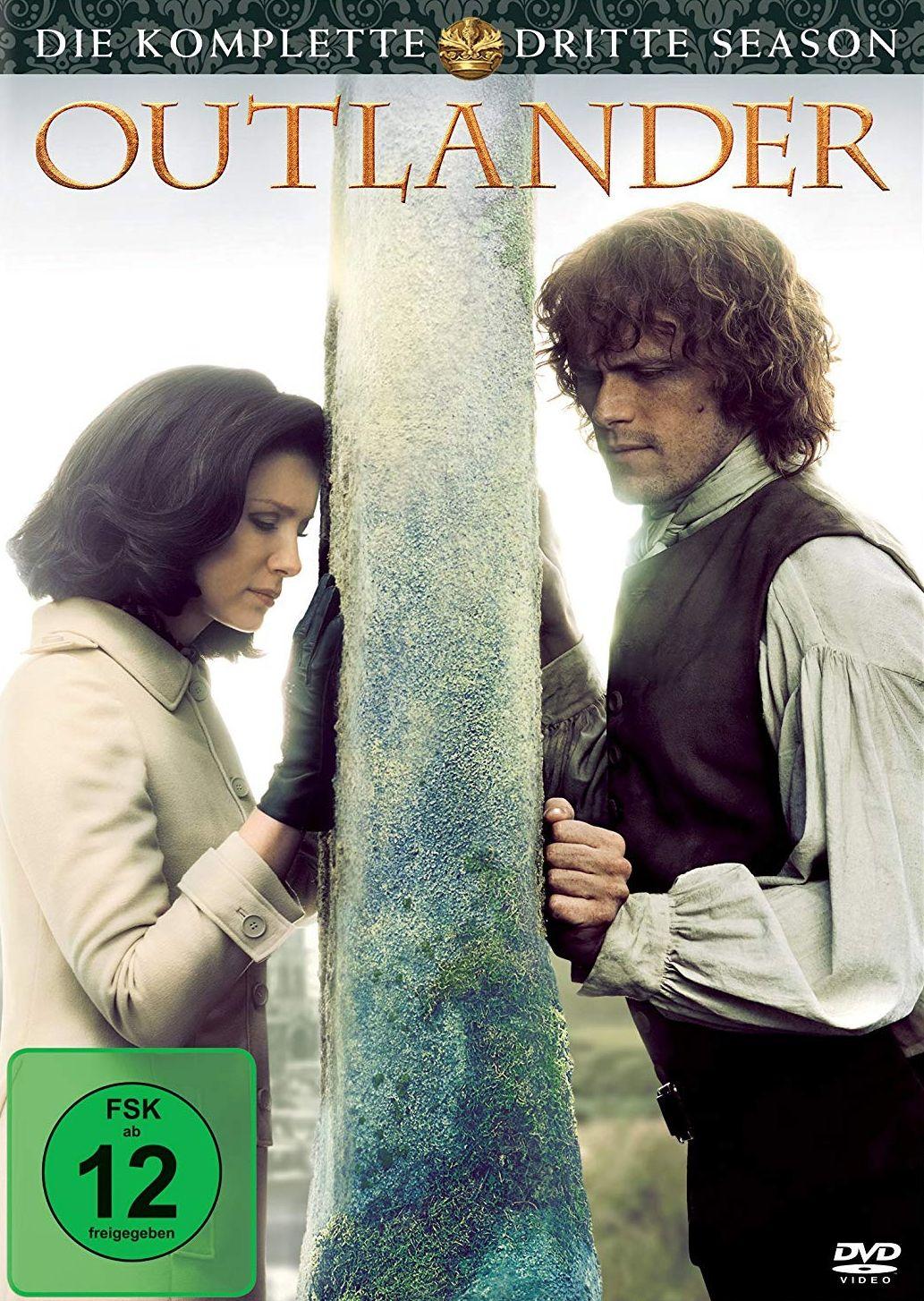 Outlander - Staffel 3 (5 Discs)