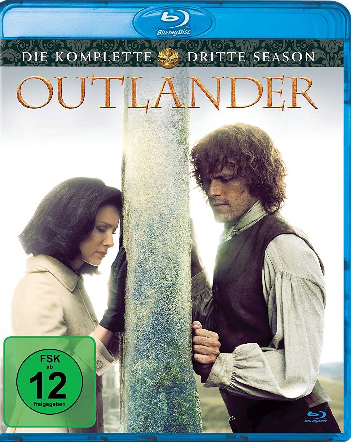 Outlander - Staffel 3 (5 Discs) (BLURAY)