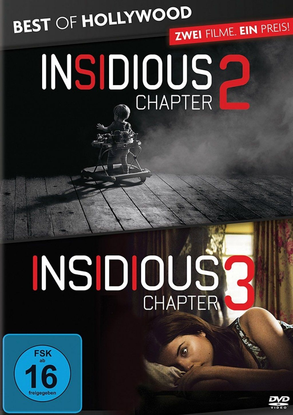 Insidious: Chapter 2 / Insidious: Chapter 3 (Double Feature) (2 Discs)
