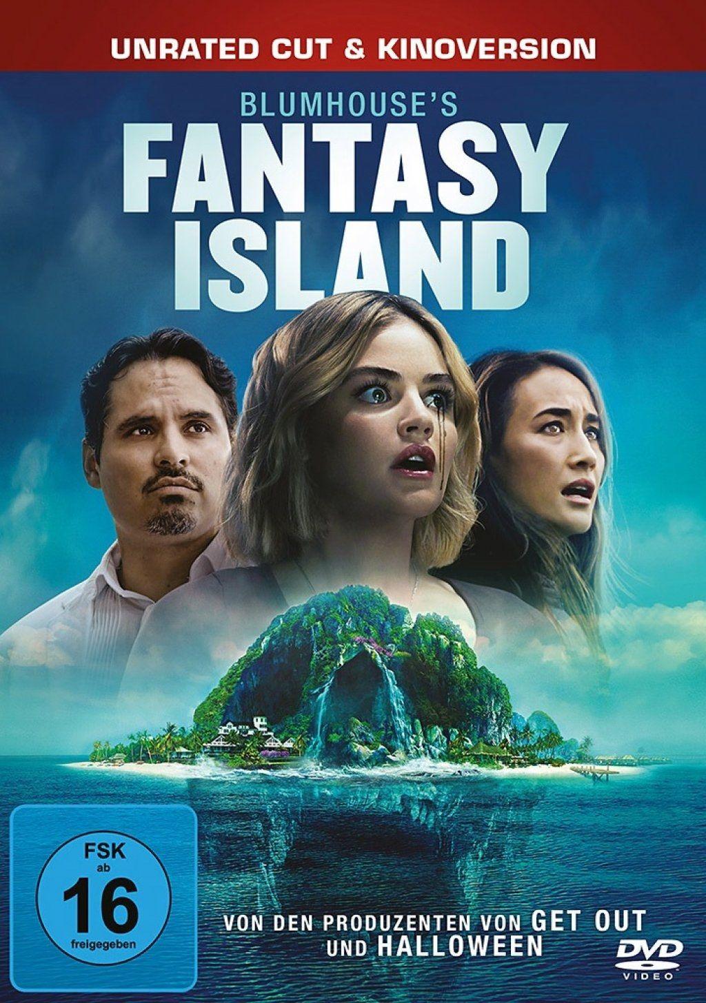 Fantasy Island (Unrated Cut & Kinofassung)