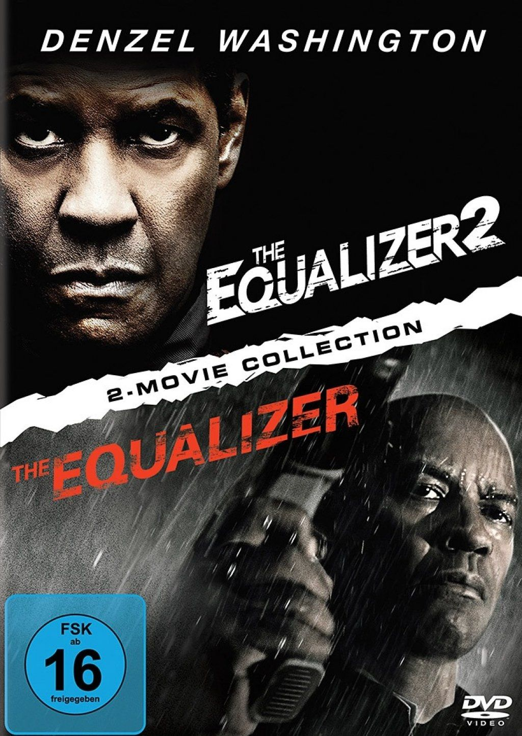 Equalizer 1+2, The (Double Feature) (2 Discs)