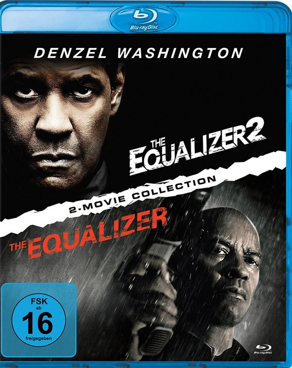 Equalizer 1+2, The (Double Feature) (2 Discs) (BLURAY)