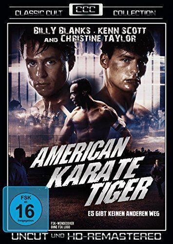 American Karate Tiger (Uncut) (Classic Cult Coll.)