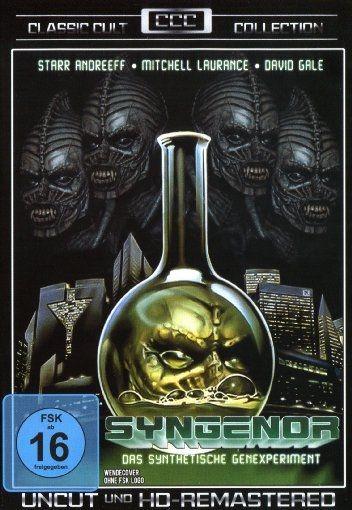 Syngenor - Das synthetische Genexperiment (Classic Cult Coll.)