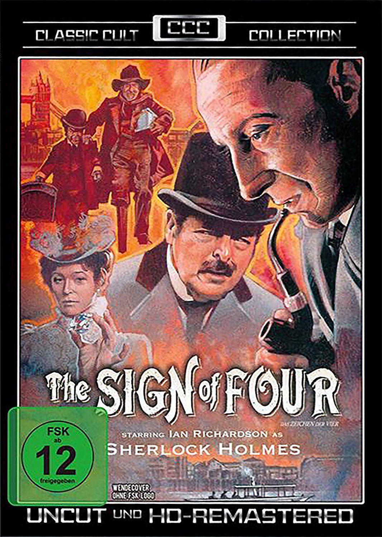 Sherlock Holmes - Im Zeichen der Vier (Classic Cult Coll.)