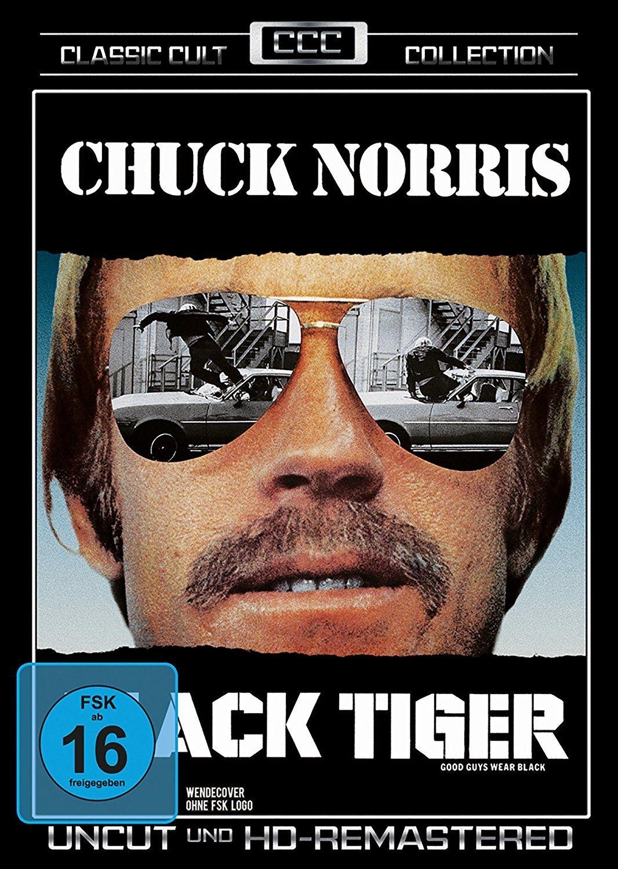 Black Tiger (Classic Cult Coll.)