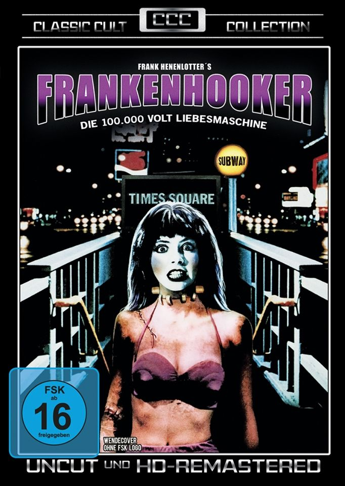Frankenhooker (Classic Cult Coll.)