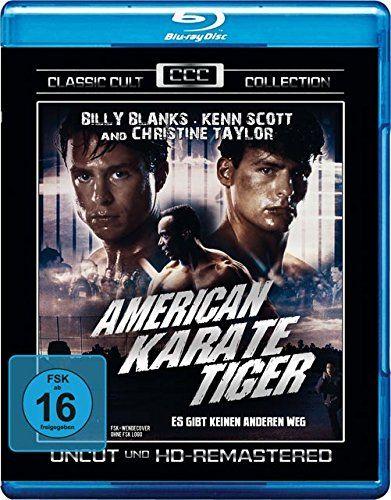 American Karate Tiger (Uncut) (Classic Cult Coll.) (BLURAY)