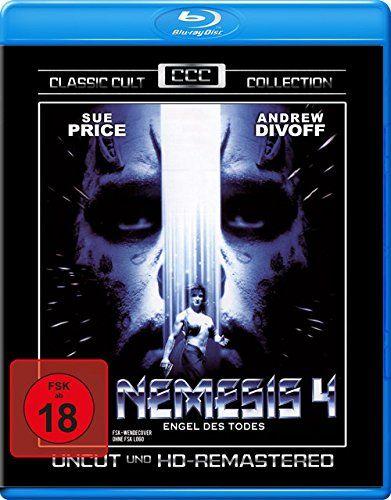 Nemesis 4 - Engel des Todes (Classic Cult Coll.) (BLURAY)