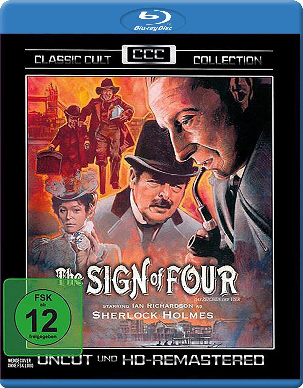 Sherlock Holmes - Im Zeichen der Vier (Classic Cult Coll.) (BLURAY)