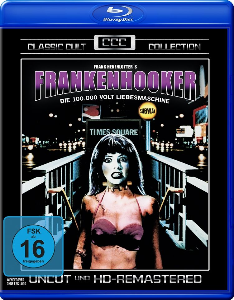 Frankenhooker (Classic Cult Coll.) (BLURAY)