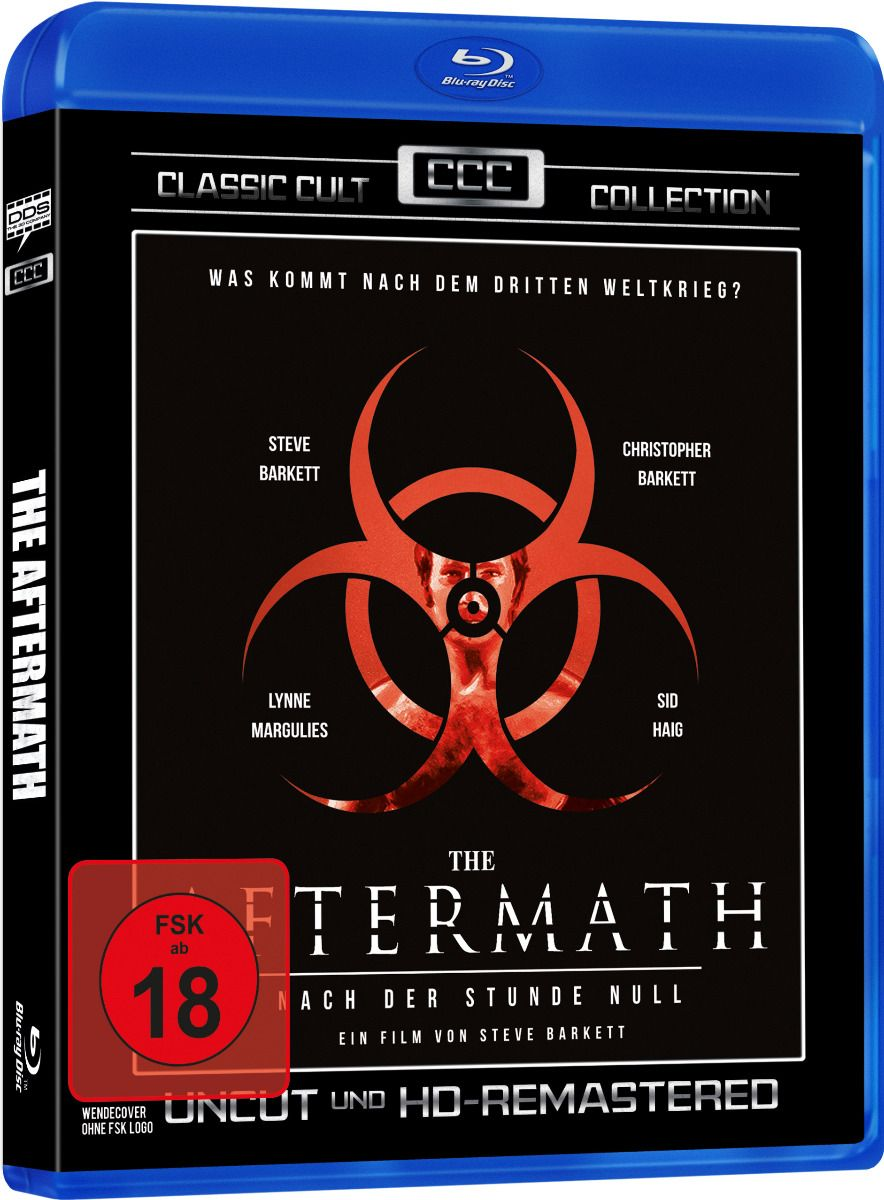 Aftermath, The (Classic Cult Coll.) (BLURAY)